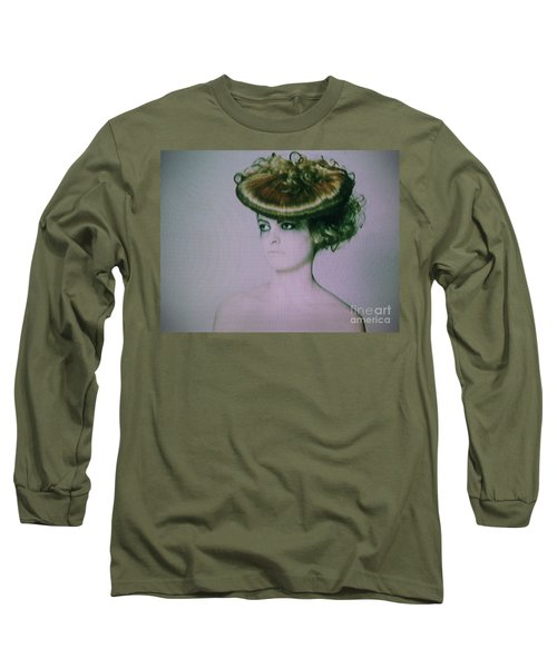 Screen #9222 Long Sleeve T-Shirt