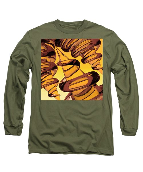 Screwed Two Long Sleeve T-Shirt