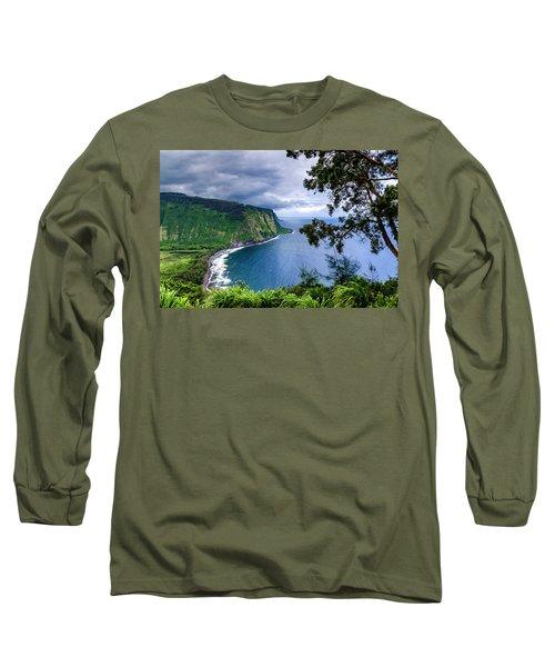 Sea Cliffs Long Sleeve T-Shirt