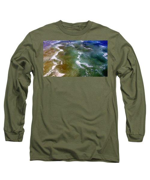 Sea Foam 2 Long Sleeve T-Shirt