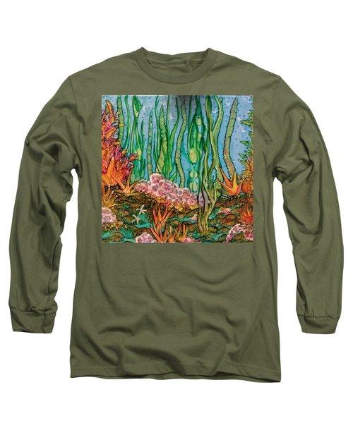 Sea Life Long Sleeve T-Shirt