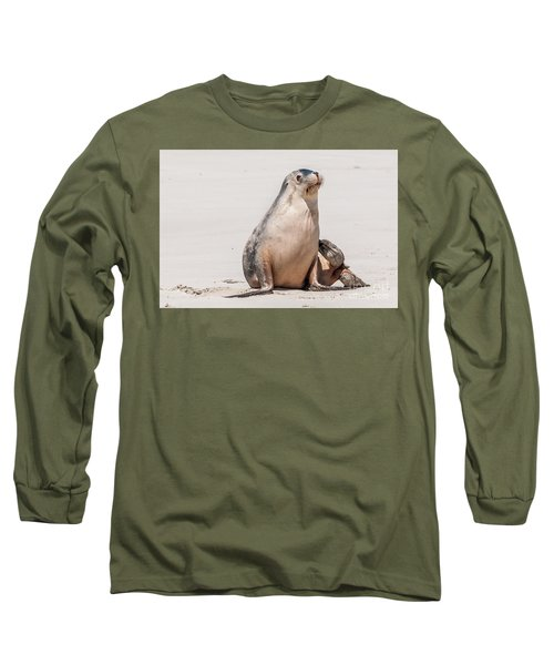 Sea Lion 1 Long Sleeve T-Shirt