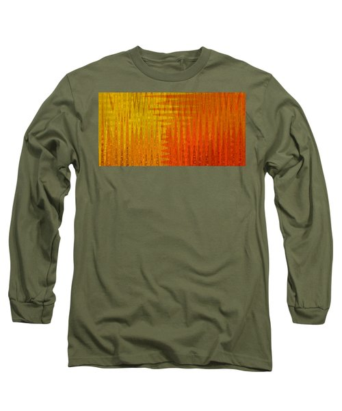 Sea Song Sun Rise Long Sleeve T-Shirt