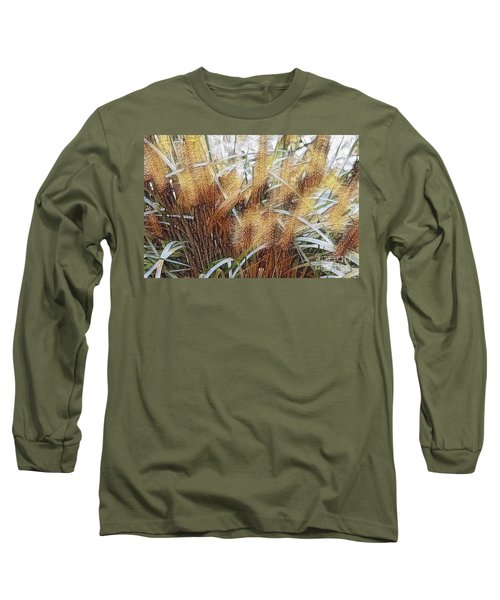 Seagrass Long Sleeve T-Shirt