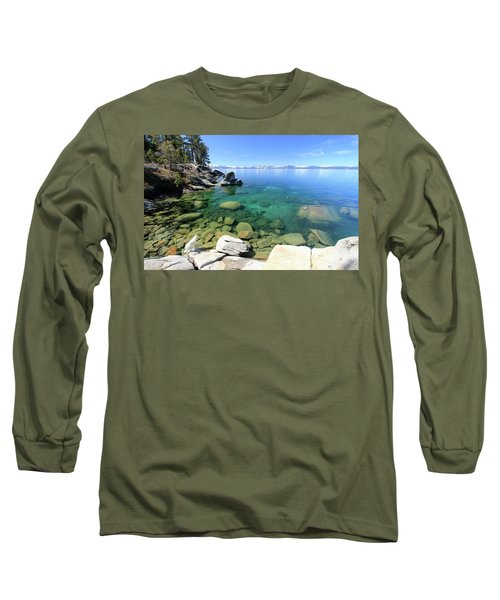 Search Her Depths  Long Sleeve T-Shirt