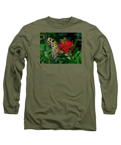 Searching For Nectar Long Sleeve T-Shirt