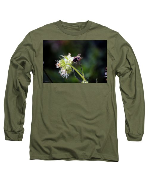 Searching For Pollen Long Sleeve T-Shirt
