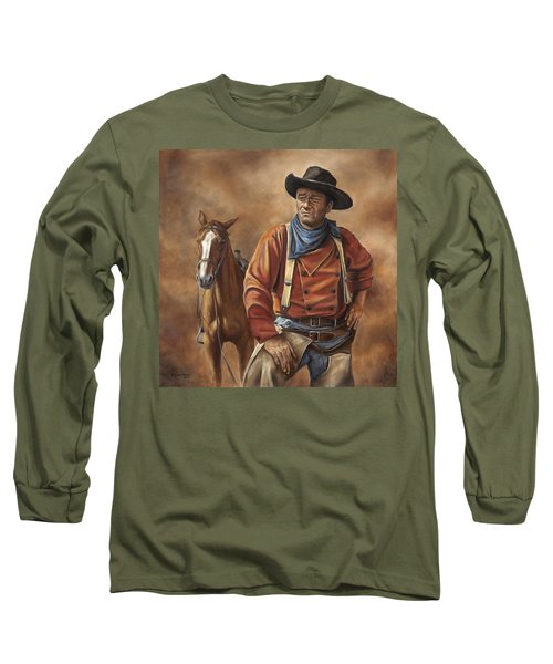 Searching Long Sleeve T-Shirt