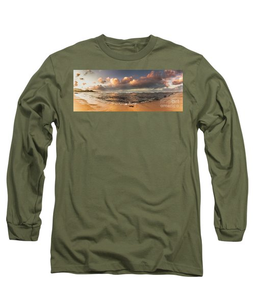 Seashore Splendour Long Sleeve T-Shirt