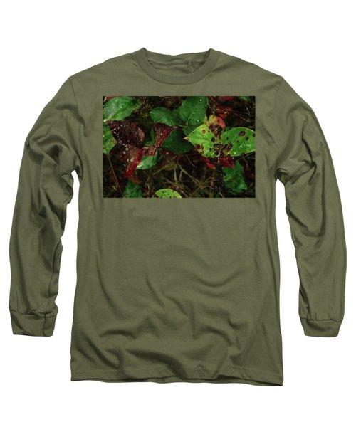 Season Color Long Sleeve T-Shirt