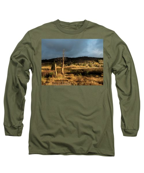 Season Of The Witch Long Sleeve T-Shirt