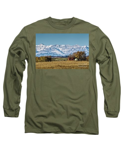 Season's End Long Sleeve T-Shirt