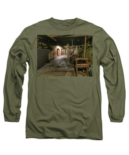 Seattle Underground Long Sleeve T-Shirt