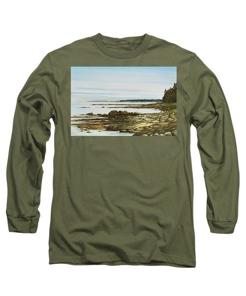 Seawall Mt. Desert Island Long Sleeve T-Shirt