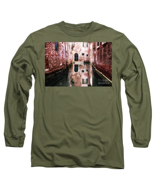 Secluded Venice Long Sleeve T-Shirt