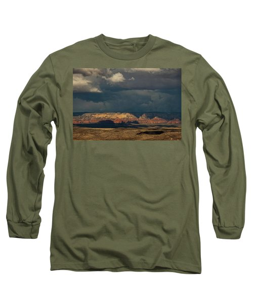 Secret Mountain Wilderness Storm Long Sleeve T-Shirt