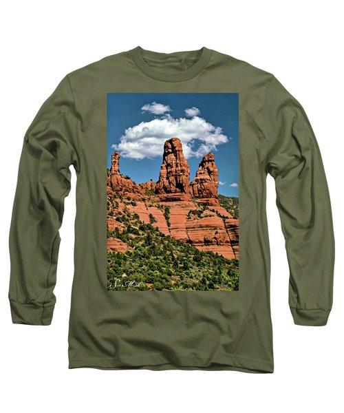 Sed Nuns 1086 Long Sleeve T-Shirt
