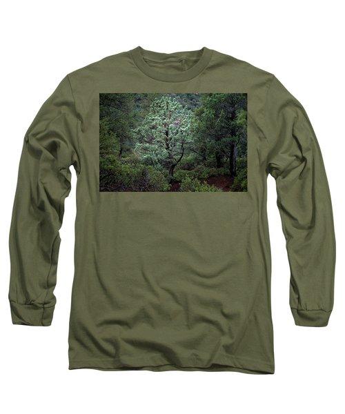 Sedona Tree #1 Long Sleeve T-Shirt