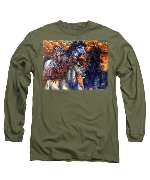 Seeds Of Independence Long Sleeve T-Shirt
