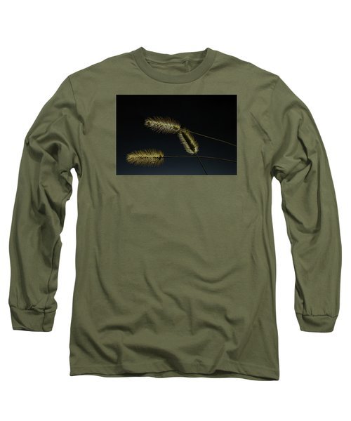 Seeds Of Life Long Sleeve T-Shirt by Christopher L Thomley