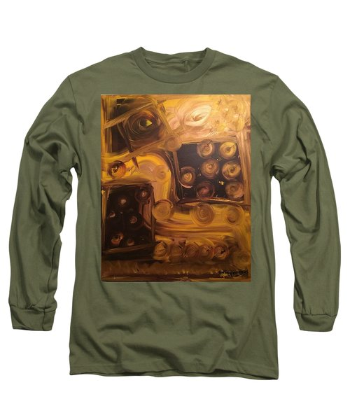 Seeing Into Space Long Sleeve T-Shirt