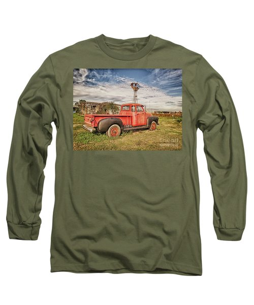 Seen Better Times Long Sleeve T-Shirt