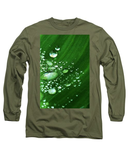 Growing Carefully Long Sleeve T-Shirt by John Glass