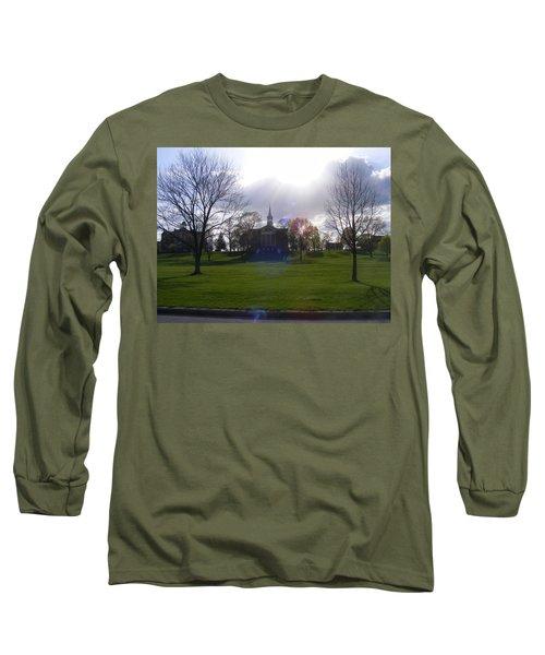 Seminary Ridge Long Sleeve T-Shirt by Adam Cornelison