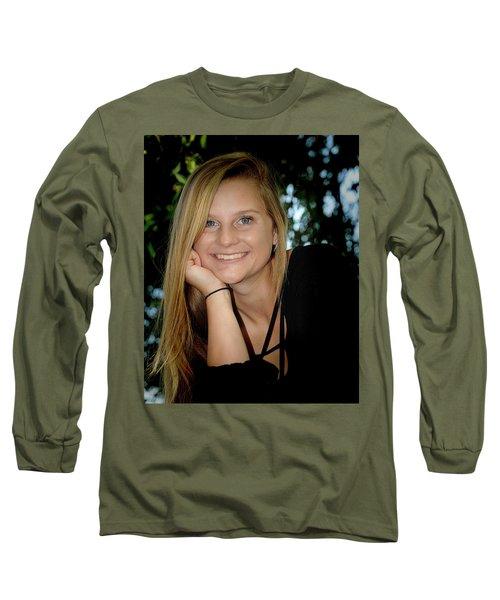 Senior 5 Long Sleeve T-Shirt