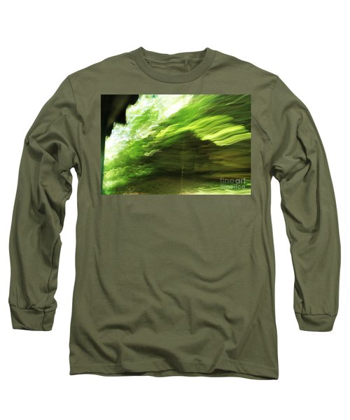 Sensations Long Sleeve T-Shirt by Jamie Lynn