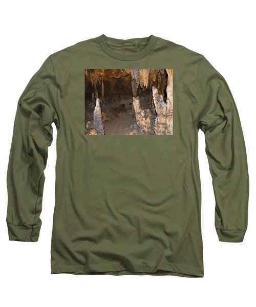 Sentinels Of Time Long Sleeve T-Shirt