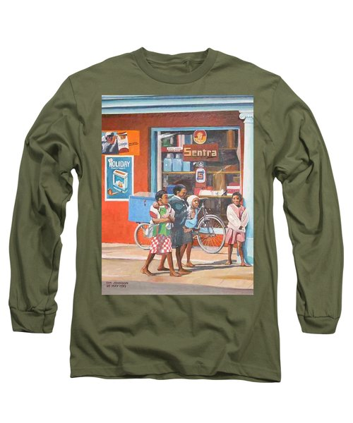 Sentra Long Sleeve T-Shirt