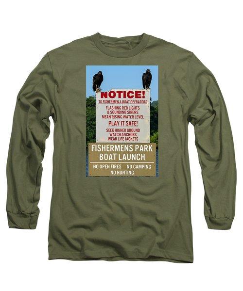 The Enforcers Long Sleeve T-Shirt