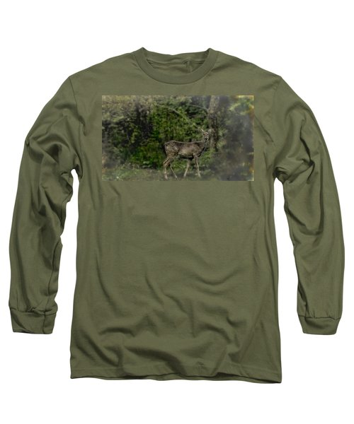 Separated And Diseased Long Sleeve T-Shirt