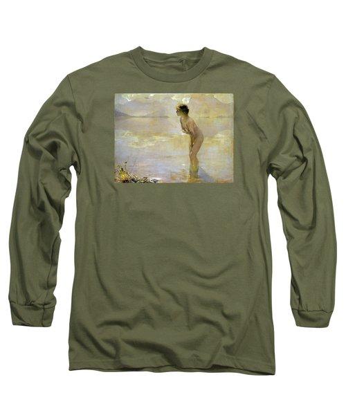 September Morn Long Sleeve T-Shirt