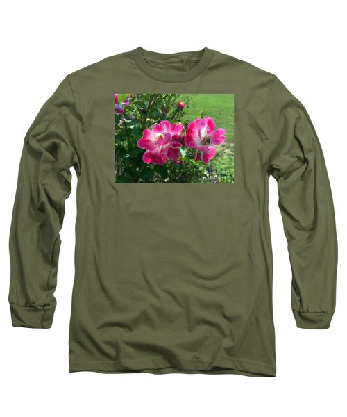 September Rose Long Sleeve T-Shirt