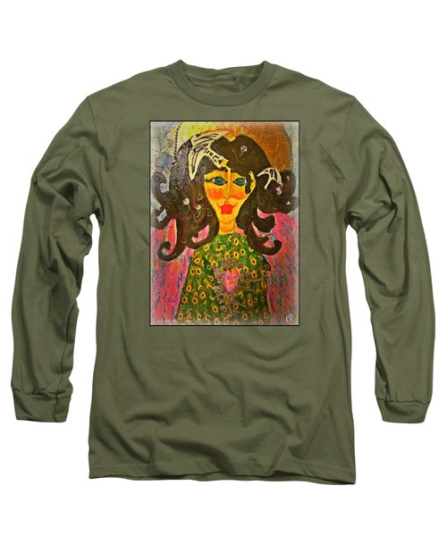 Seraphina Long Sleeve T-Shirt