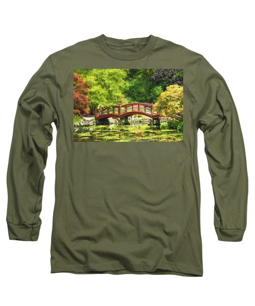 Serenity Bridge II Long Sleeve T-Shirt