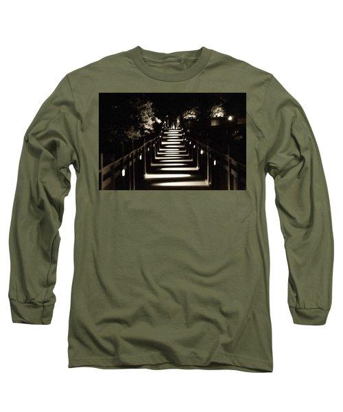 Serpentine Shadow Long Sleeve T-Shirt