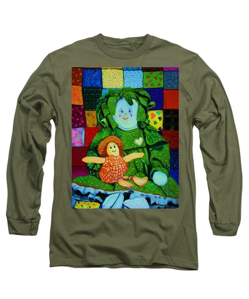 Sew Sweet Long Sleeve T-Shirt