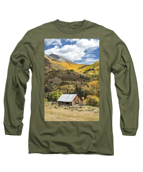Shack With Relics Long Sleeve T-Shirt