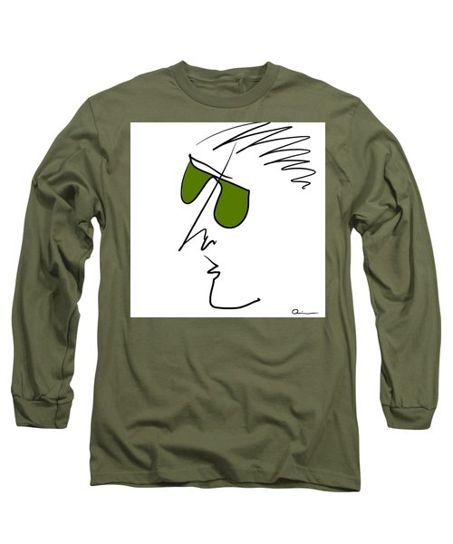 Shades Long Sleeve T-Shirt