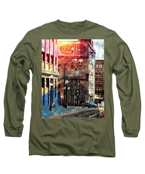 Shadow On St. Paul Long Sleeve T-Shirt