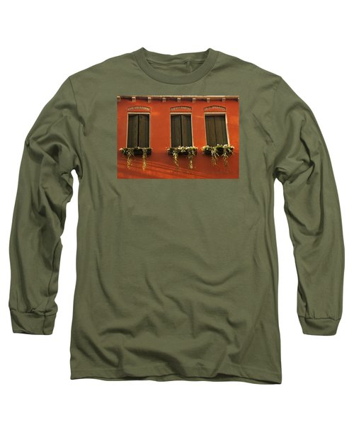 Shadows And Shutters Long Sleeve T-Shirt