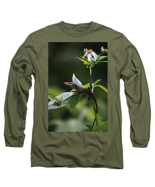 Shady  Long Sleeve T-Shirt