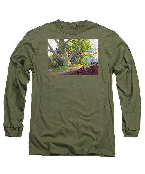 Shady Oasis Long Sleeve T-Shirt