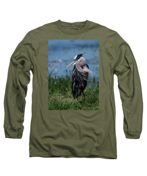 Shaggy Mane Long Sleeve T-Shirt