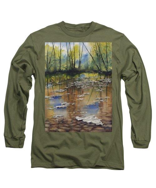 Shallow Water Long Sleeve T-Shirt