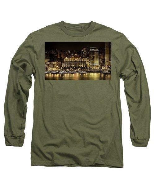 Shanghai Nights Long Sleeve T-Shirt