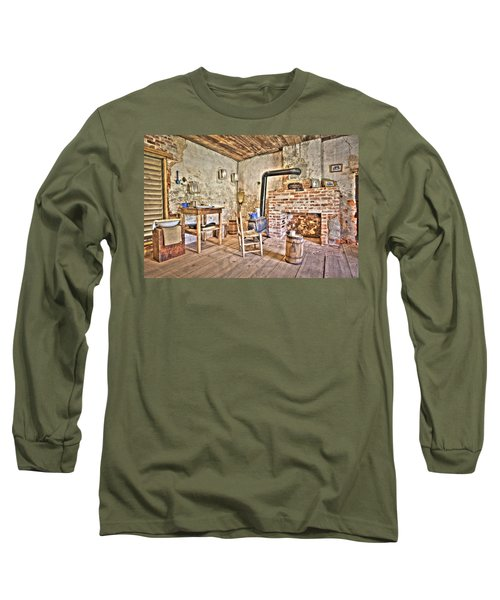 Sharecropper's Respite Long Sleeve T-Shirt
